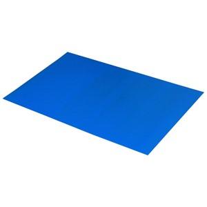"04601-TRUSTAT 5100 3-PLY TABLE/FLOOR MAT BLUE 0.125"" x 30"" x 50'"