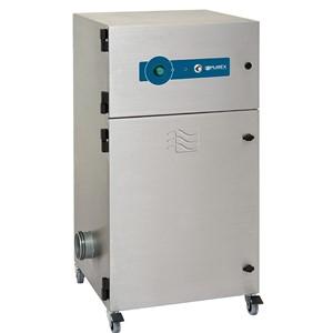0AL4102-PUREX ALPHA 400 ANALOG MACHINE, WITH VACUUM   CONTROL, 230VAC
