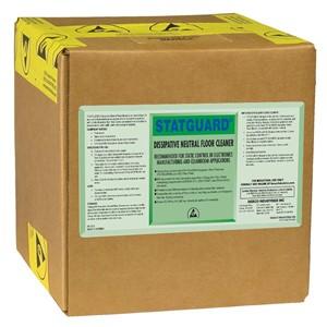 10566-CLEANER, FLOOR, NEUTRAL, STATGUARD, 19L BOX
