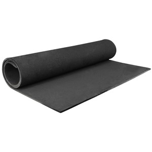 12668-FOAM, LOW DENSITY, DISSIPATIVE 1/2'' x 40'' x 75''