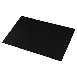 1892 1X5-CONDUCTIVE RUBBER FLOOR MAT, BLACK, 1M x 5M