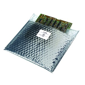 STATIC SHIELD BAG 2120R SERIES CUSHIONED, 10x14, 100 EA