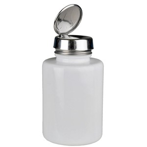 35388-ONE-TOUCH, SS, ROUND 6OZ WHITE GLASS