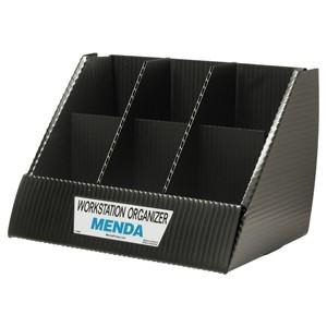 35874-作業台用整理箱、6分割