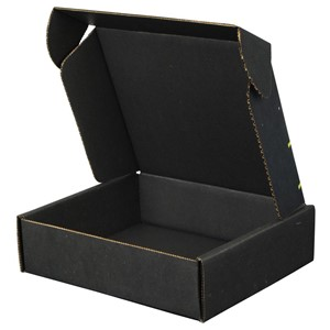 37050-CIRCUIT BOARD SHIPPER BOX ONLY 4 X 4 X 2-1/8 IN