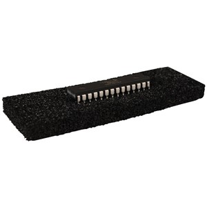 37708-FOAM, BLACK, LEAD INSERTION GRADE, 5/16 x 36 x 60 IN