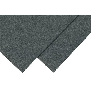 FOAM, BLACK, CONDUCTIVE, CUSHION GRADE, 1/8x37x57 IN