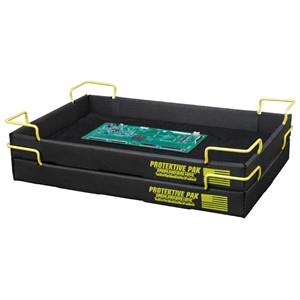 37761-SUPER TEK-TRAY, WITH WIRE,  22 3/4x17-1/2x2-1/2 IN