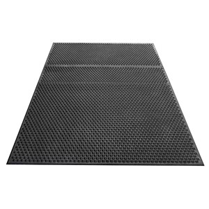RUNNER, STATFREE i, CONDUCTIVE , BLACK, 0.625IN x 3FT x 5FT