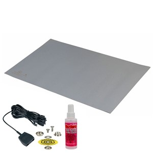 42470-MAT, STATFREE Z2, 3 LAYER, GREY, 0.125 IN x 24 IN x 36 IN