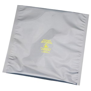 BAG, STATSHIELD, METAL-IN 6INx12IN, 100 EA/PACK