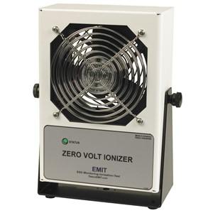 50690-BENCHTOP ZERO VOLT IONIZER,  POWDER COATED, 120VAC