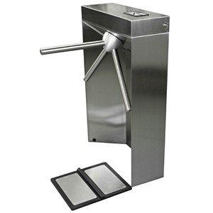 COMBO TESTER X3 WITH TURNSTILE, 120VAC