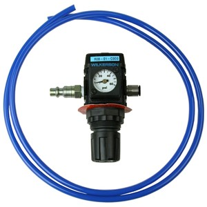50953-FILTER REGULATOR, AIR- ASSISTED, WITH HOSE