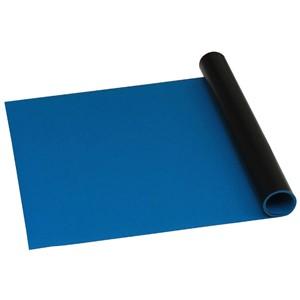 66160-ROLL, STATFREE B2 VINYL, DARK BLUE, 0.060''x24''x50'