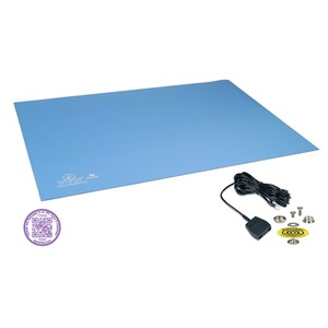 66330-STATFREE UC2 2-LAYER RUBBER, 0.080''x30''x72'', CLEAN PACK