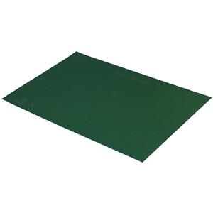 66451-静電気拡散性ラバーマット  T2プラス グリーン 1.5mm x 600mm x 1200mm
