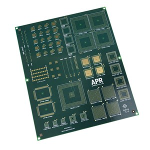 670022-DEMO PCB, FOR SCORPION