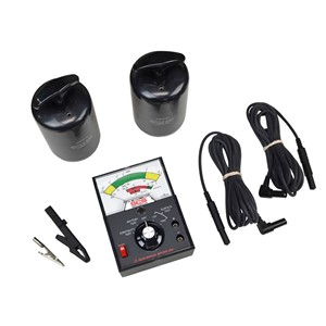 ANALOG SURFACE RESISTANCE MEGOHMMETER KIT