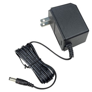 SCS - 746P ADAPTER, 120VAC IN, 9VDC 75MA OUT, N  AMERICA PLUG