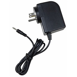 770034-ADAPTER, 100-240VAC IN, 6.5VDC 150MA OUT, N. AMERICA PLUG