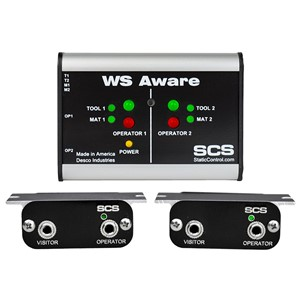 770061-WS AWARE MONITOR, STANDARD REMOTES,  ETHERNET OUTPUT