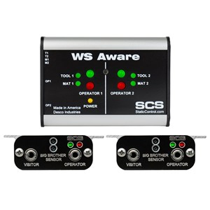 770062-WS AWARE MONITOR, BIG BROTHER REMOTES,  ETHERNET OUTPUT