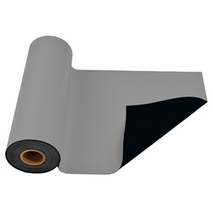 770086-MAT ROLL, RUBBER, R3, GRAY, 24'' x 50'