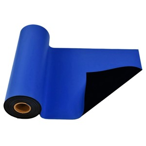 770078-MAT ROLL, RUBBER, R3, DARK BLUE, 18'' x 50'