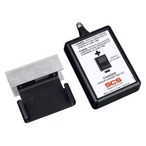 770719-静電気測定用チャージャー&プレートセット、ケース付き