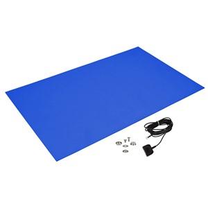 770780-MAT KIT, 2-LAYER RUBBER, R7 SERIES, ROYAL BLUE, 0.060''x30''x60''
