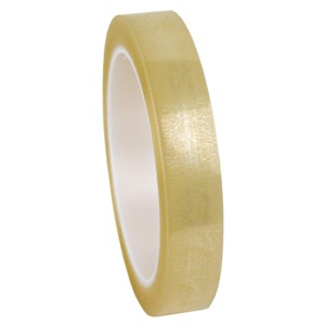 79204-TAPE, WESCORP, CLEAR, ESD, 3/4IN x 72YDS, 3IN CORE