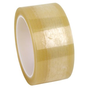 79206-TAPE, WESCORP, CLEAR, ESD, 48MM x 65.8M x 76.2MM CORE