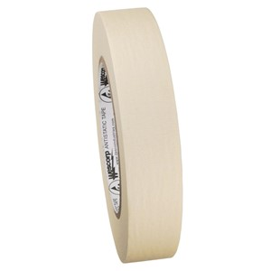 WESCORP MASKING TAPE,  HI TEMP, 60 YDS, 1''