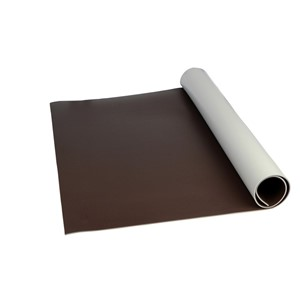 "MAT ROLL, 3-LAYER VINYL, 8200 SERIES, BROWN, 0.140""x24""x50'"