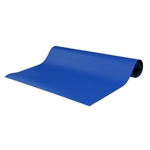 "8902-MAT ROLL, 2-LAYER RUBBER, 8900 SERIES, BLUE, 0.065""x24""x50'"