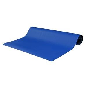 """8905-MAT ROLL, 2-LAYER RUBBER, 8900 SERIES, BLUE, 0.065""""x48""""x50'"""