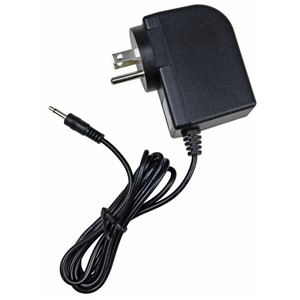 98256-ADAPTER, 100-240VAC IN, 6.5VDC 150MA OUT, N. AMERICA PLUG