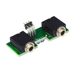 REPLACEMENT JACK PCB, CTA242 & CTA243 REMOTES