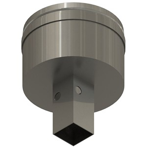 NZA-100-100-REFLOW NOZZLE, 10.0MM X 10.0MM