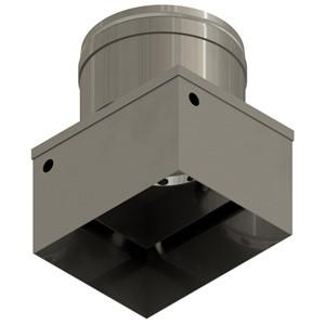 NZA-355-455-CGA-REFLOW NOZZLE, CGA, 35.5MM X 45.5MM