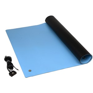 "MAT KIT, ULTRA-R2, RUBBER, BLUE, 0.064"" x 24"" x 36"""