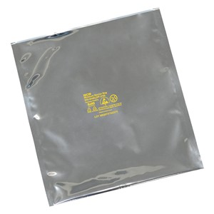 MOISTURE BARRIER BAG, DRI-SHIELD 2700, 14x18, 100 EA