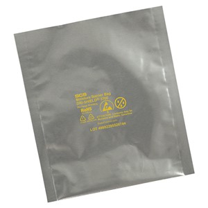MOISTURE BARRIER BAG, DRI-SHIELD 3700, 7x9, 100 EA