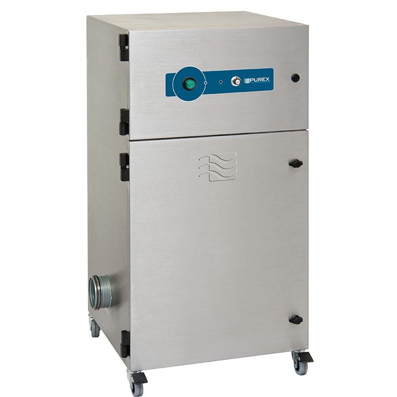 0AL4103-PUREX ALPHA 400 ANALOG MACHINE, WITH VACUUM  CONTROL, 120VAC
