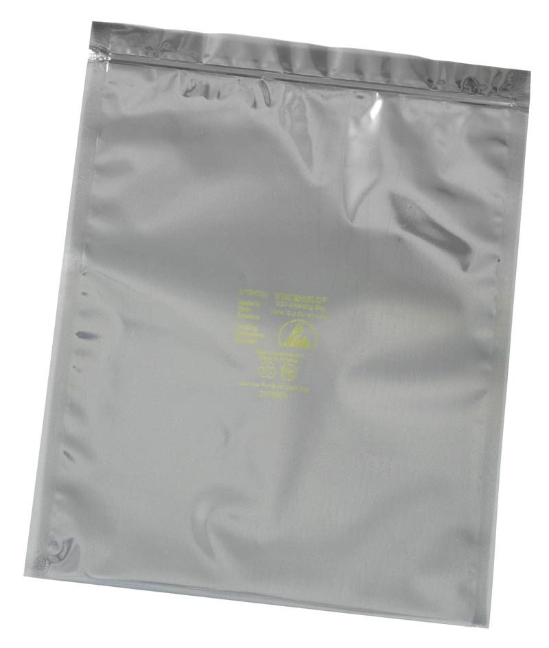 13315-BAG, STATSHIELD, METAL-OUT,ZIP 15IN x 18IN, 100 EA/PACK
