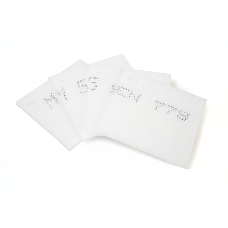 200261EB-PRE-FILTER, PAD, ABSORBENT, FOR 400i PVC MACHINE,  4 PACK