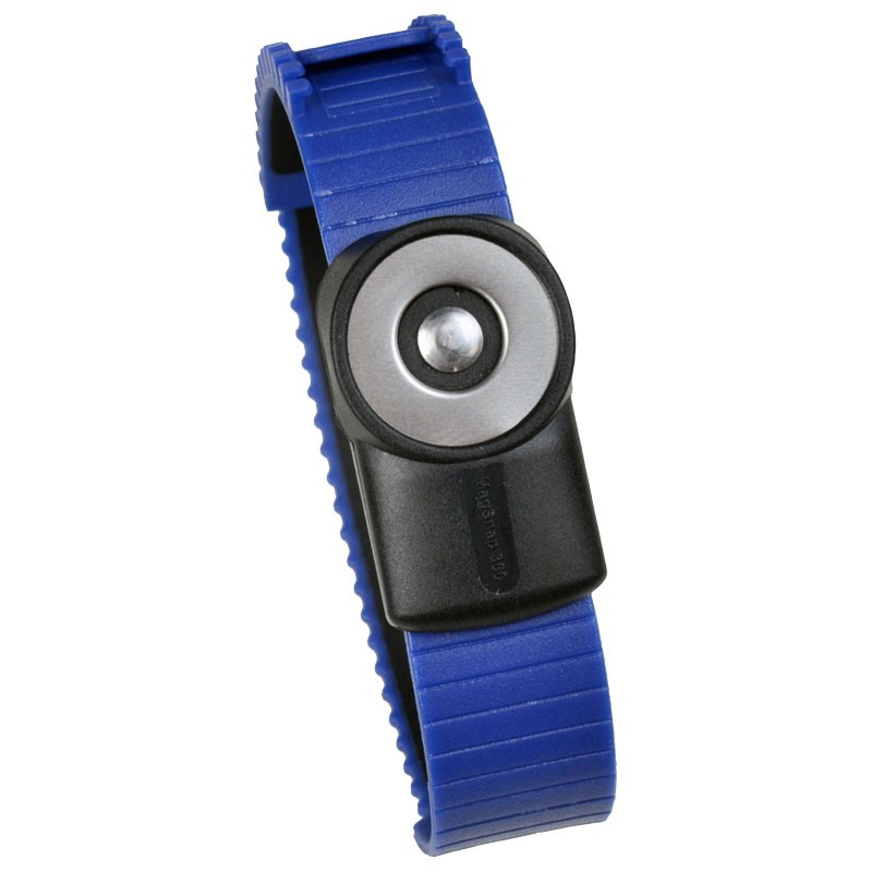 2240-WRISTBAND, DUAL-WIRE, MAGSNAP 360, THERMOPLASTIC, ADJUSTABLE