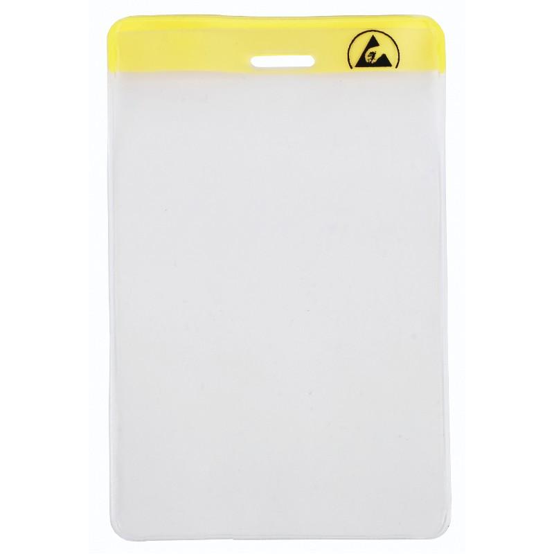35014-ESD CARD HOLDER, PROXIMITY, VERT, 68.3 MM x 111.1 MM