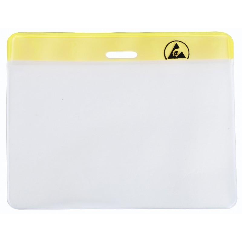 35015-ESD CARD HOLDER, PROXIMITY, HORIZ, 100 MM x 77.8 MM